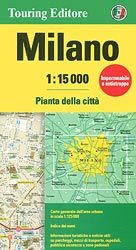 TCI - City Maps - Milan