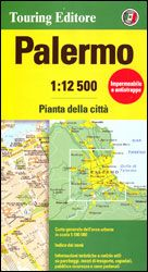 TCI - City Maps - Palermo