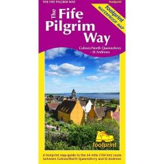 Footprint Maps - The Fife Pilgrim Way
