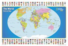 The World for Kids Map