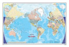 The World Wall Map - Atlas of Canada Map