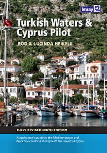 Pilot Guide - Turkish Waters & Cyprus