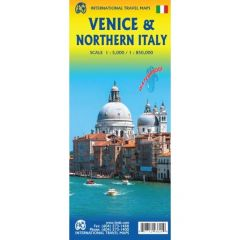 ITMB - World Maps - Venice / Northern Italy