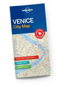 Lonely Planet - City Map - Venice