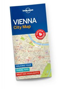 Lonely Planet - City Map - Vienna