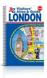 A-Z Visitor's Atlas & Guide - London