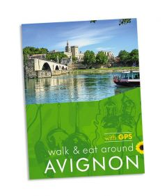 Sunflower - Walk & Eat Series - Avignon