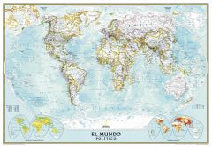 World Classic Spanish - Published in 2005 Map
