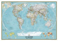 World French - Published in 2012 Map