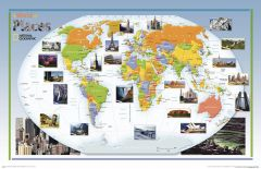 World of Places - Published in 2004 Map