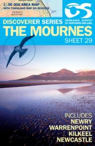 OS Discoverer - 29 - The Mournes
