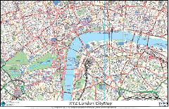 XYZ London CityMap