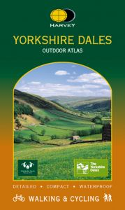 Harvey Outdoor Atlas - Yorkshire Dales