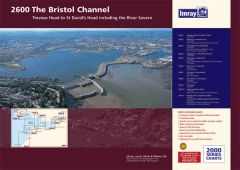 Imray 2000 Series Chart Pack - Bristol Channel (2600)
