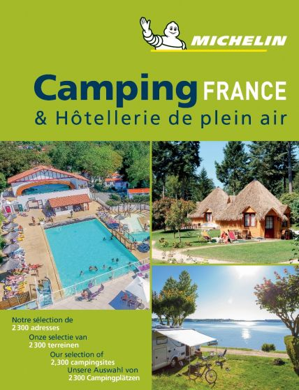 Michelin - Camping France 2019 (French)