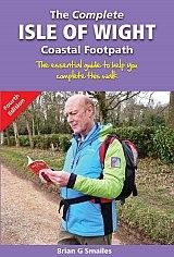 Challenge Publications - The Isle Of Wight Complete Coastal Footpath