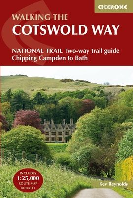 Cicerone - National Trail - Walking The Cotswold Way (NT)