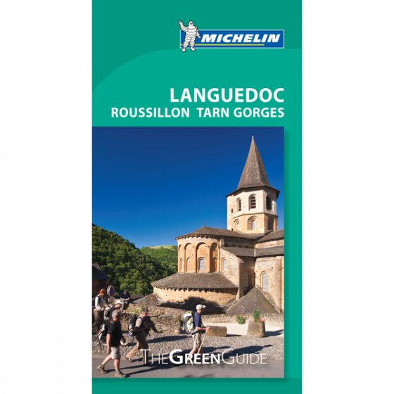 Michelin Green Guide - Languedoc Gorges Du Tarn