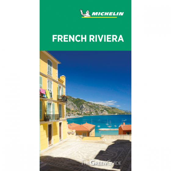 Michelin Green Guide - French Riviera