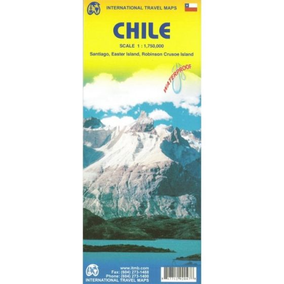 ITMB - World Maps - Chile