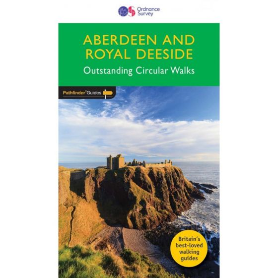 OS Crimson Pathfinder Guide - Aberdeen & Royal Deeside
