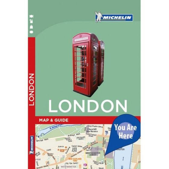 Michelin City Map And Guide - London