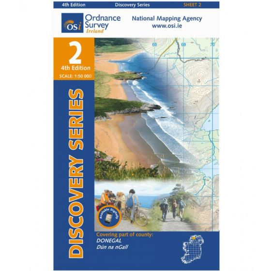 OS Discovery - 2 - Donegal (NCent)
