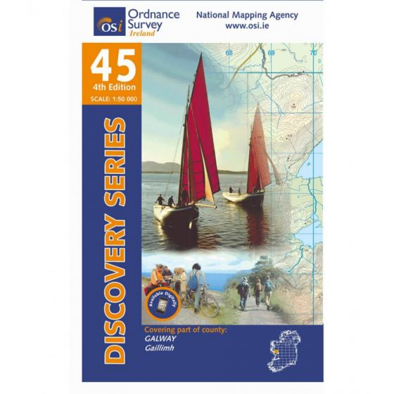 OS Discovery - 45 - Galway