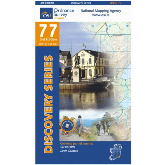 OS Discovery - 77 - Wexford