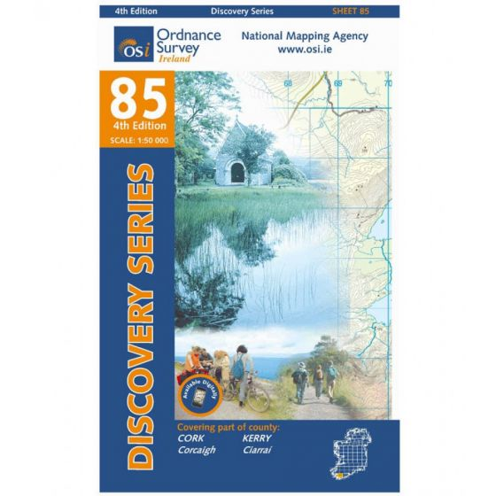 OS Discovery - 85 - Cork, Kerry