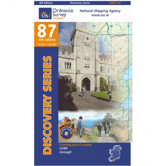 OS Discovery - 87 - Cork