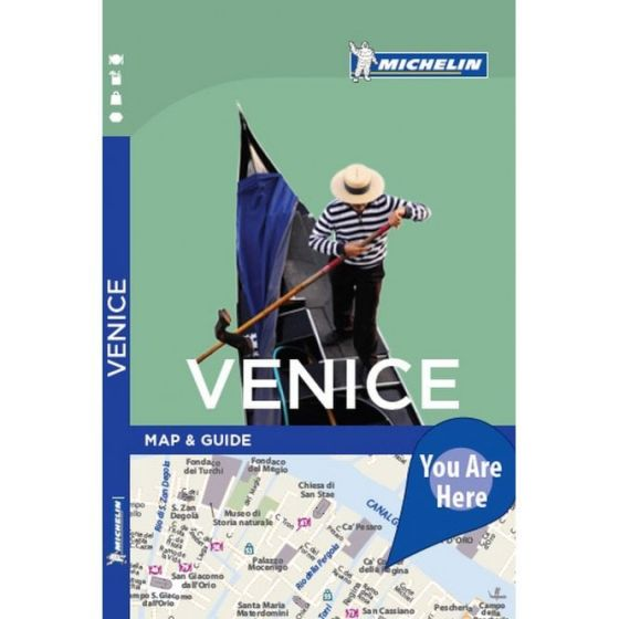 Michelin City Map And Guide - Venice