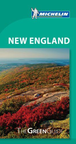 Michelin Green Guide - New England