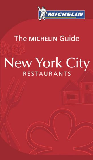 Michelin Red Guide - New York City