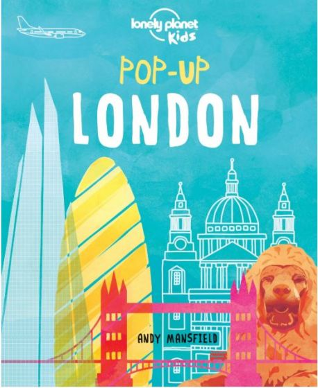 Lonely Planet - Pop-Up London