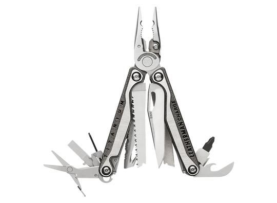 Leatherman Charge Plus TTI Multitool with Nylon Pouch