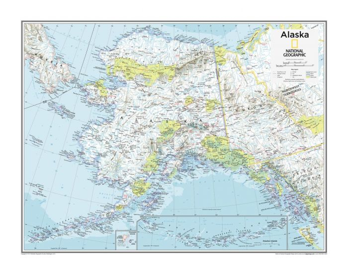 Alaska - Atlas of the World