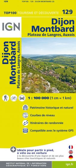 IGN Top 100 - Dijon / Montbard