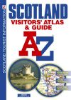 A-Z Visitor's Atlas - Scotland
