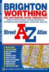 A-Z Street Atlas - Brighton & Worthing