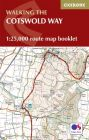 Cicerone - National Trail Map Booklet - Cotswold Way (MB)