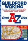A-Z Street Atlas - Guildford & Woking