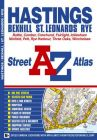 A-Z Street Atlas - Hastings