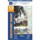 OS Discovery - 59 - Clare, Offaly, Tipperary