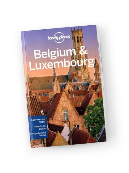 Lonely Planet - Travel Guide - Belgium & Luxembourg