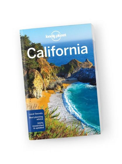 Lonely Planet - Travel Guide - California