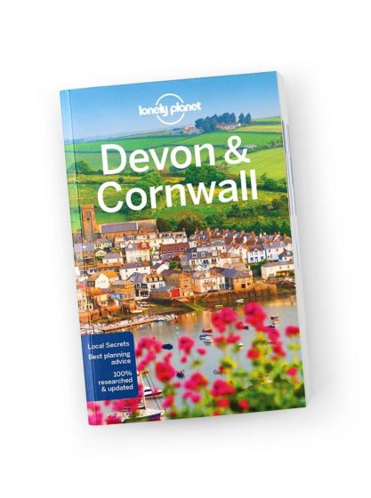 Lonely Planet - Travel Guide - Devon & Cornwall
