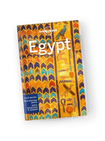 Lonely Planet - Travel Guide - Egypt