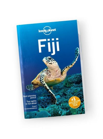 Lonely Planet - Travel Guide - Fiji