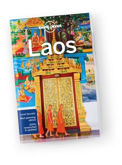 Lonely Planet - Travel Guide - Laos